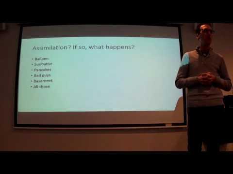Phonetics II crash course lecture 1 Assimilation