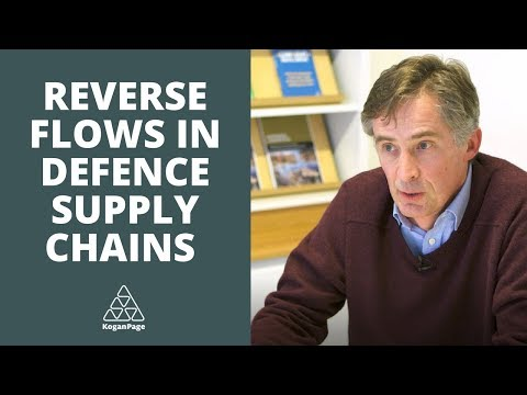 The Significance of Reverse Flows in Defence Supply Chains | Jeremy Smith