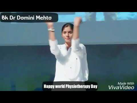 Happy world physiotherapy day||Dr.Damini Mehta