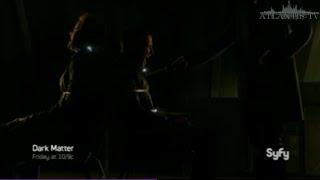 Промо-ролик 4-го эпизода «Тёмной материи»
