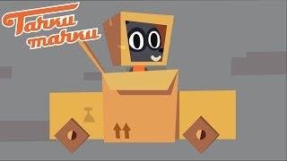 Мультики про машинки - Тачки - Тачки - Гонка на самодельных машинках - Мультфильмы для детей