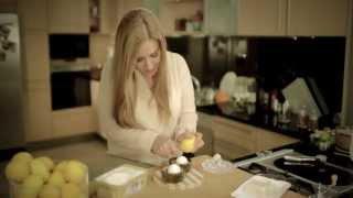 Carte d'Or'dan İlham Veren Pratik Tarifler - Limonlu Fırın Helva