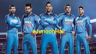JUNOON HAI - Song for Cricket World Cup 2015 by Sowmya Raoh