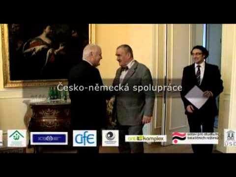 German-Czech Cooperation: Imagefilm of the KAS-Office in Prague (česky verze)