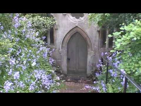 The secret gardens of Goldney Hall in Bristol - hidden grottos and a Sherlock film location