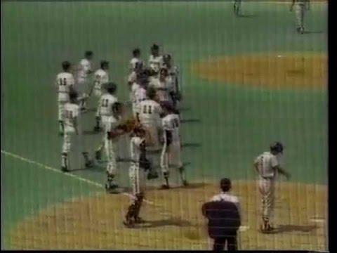 1990年高校野球 シード校の横浜 ...