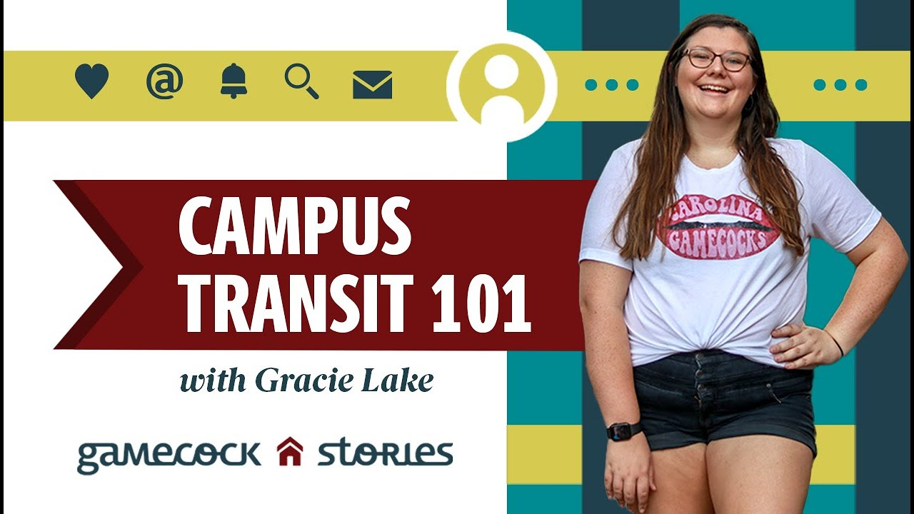 🚍 Campus Transit 101 with Gamecock Guide Gracie
