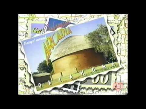 Oklahoma Vacation Guide | Television Commercial | 1995