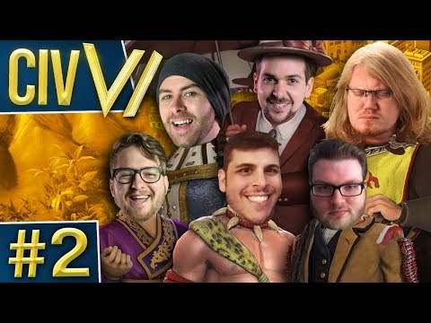 Civ VI: Rise and Fail #2 - Busted Builder