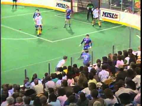 San Diego Sockers vs. Kansas City Comets MISL Soccer Regular Season 3/3/85