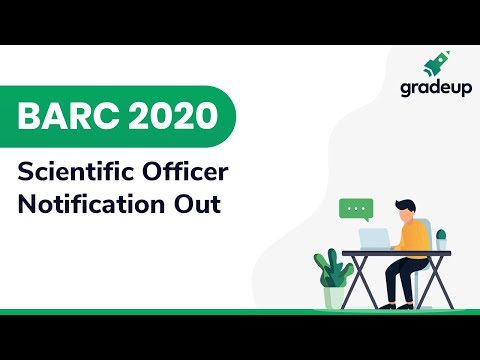 BARC Notification 2020 Out - Know Dates, Eligibility, Vacancies & Application Form Details