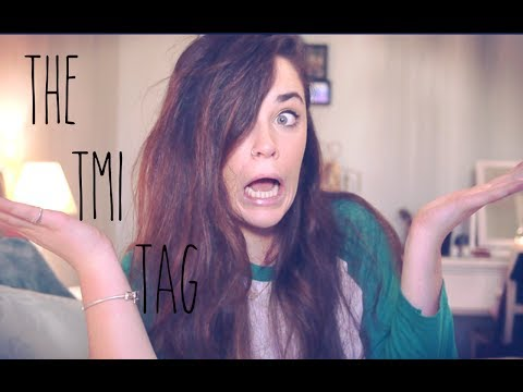 The TMI Tag | Roisin Thora