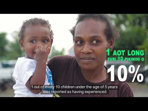 Vanuatu DHS: Child Health