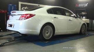 Reprogrammation Moteur Opel Insignia cdti 160cv @ 195cv Digiservices Paris 77183 Dyno
