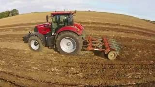 Harvesting & Cultivating Potato Land 2016