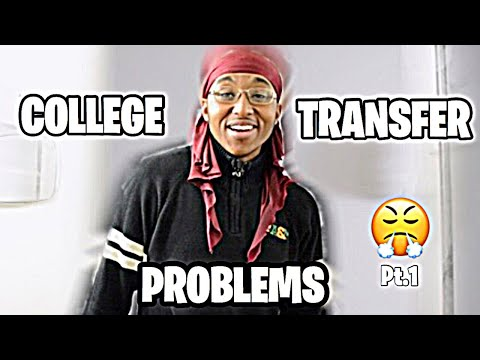 College Transfer Problems