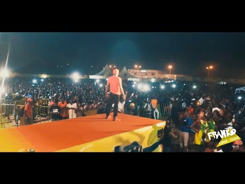 Le gigantesque concert de FRANKO à Lomé - TOGO [Video by Landry Toukam Films] (Music Camerounaise)