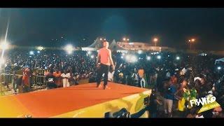 Le gigantesque concert de FRANKO à Lomé - TOGO [Video by Landry Toukam Films]
