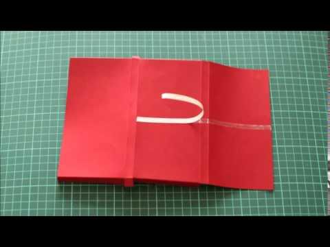 видео: Мастер-класс открытки шоколадницы