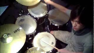 Avril Lavigne-hot (drum cover by Ki)