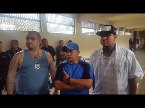 Mara 18 habla desde la prisión