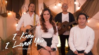 Stereotype - I Knew I Loved You (Official Music Video)