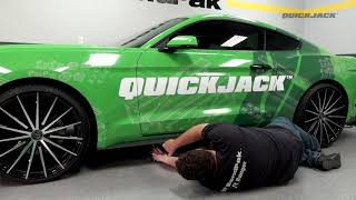 How to Measure Your Vehicle for QuickJack!
