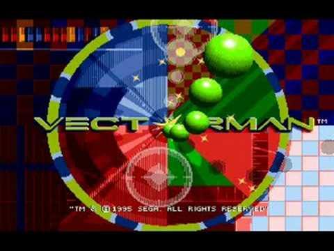 Vectorman: Options Menu