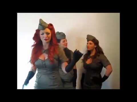 American Bombshell Rayna-  Fortunate Son clip