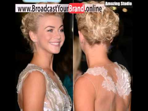 Julianne Hough Curly Frisur Youtube
