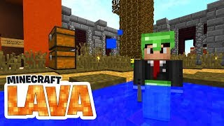 Prank an JO endet tödlich :c! - Minecraft LAVA #10