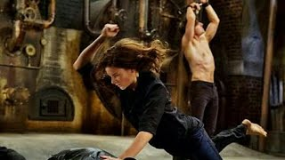 Mission Impossible Rogue Nation (2015) Ethan and Ilsa's First Fight Scene