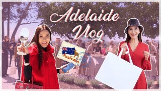 CHILLY GETAWAY TO ADELAIDE! | JAMIE CHUA