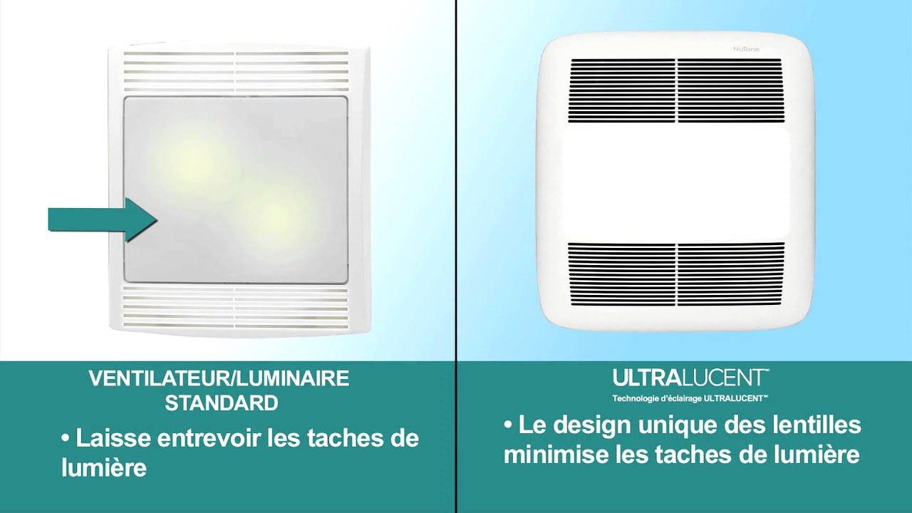 broan nutone ultralucent technologie d 39 clairage