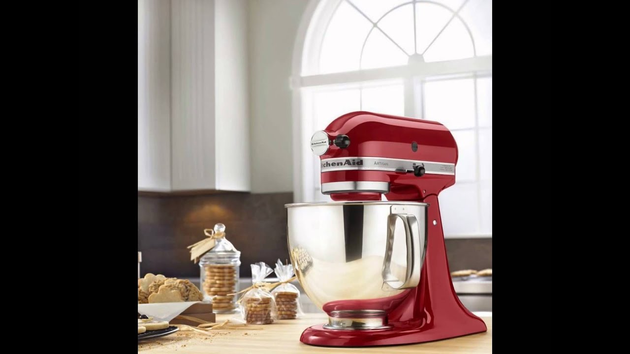 Review Kitchenaid Ksm150pser 5 Qt Artisan Series With