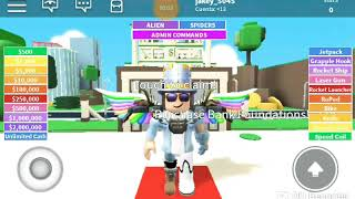 I have my own bank (Roblox)