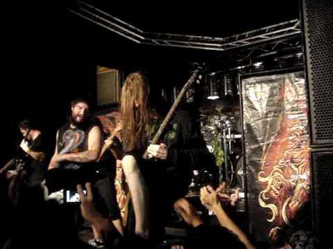 All Shall Perish - Black Gold Reign LIVE