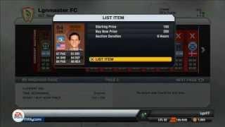 FIFA 13 Ultimate Team Ep.#01 - COMEÇANDO DO ZERO ! PT-BR PS3 HD