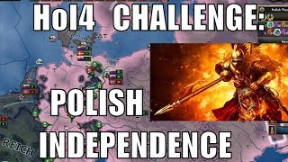 Hearts of Iron 4 Challenge: Polish Independence
