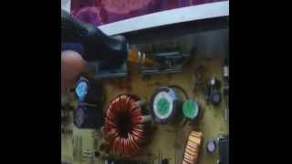 ремонт автомобильного усилителя Blaupunkt GTA-460 800W