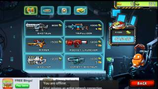 Free Coins for Monster Shooter   Android via Freedom