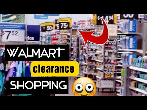 💥🧨WALMART CLEARANCE SHOPPING/ESSENTIAL ITEMS
