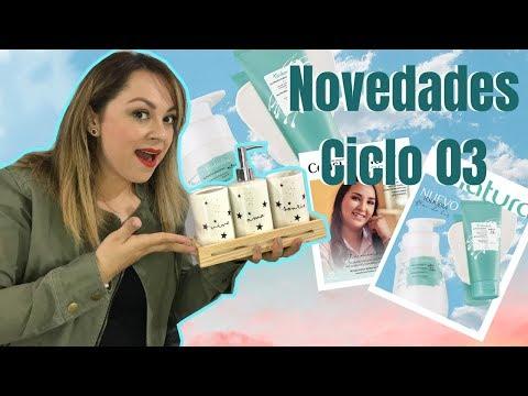 Novedades de Ciclo 3 | Natura 2019