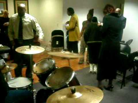 Praise Break At Jesus Saves!!!!!!!