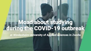 Moad about studying at Windesheim University of Applied sciences during the COVID-19 outbreak