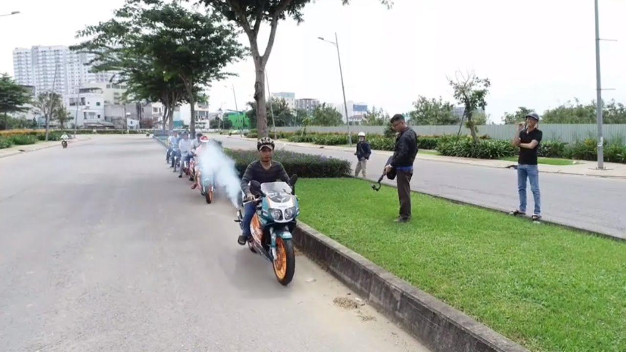 Test thử phân khối lớn Honda và Suzuki đã có mặt tại Việt Nam 2020