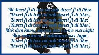 Chronixx- Likes Lyrics