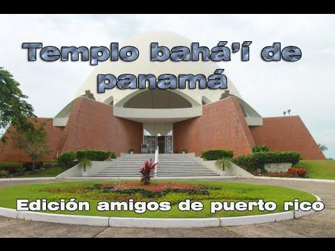 Templo Bahá'í - Dedicado a los amigos de Puerto Rico | Aristides Izzat