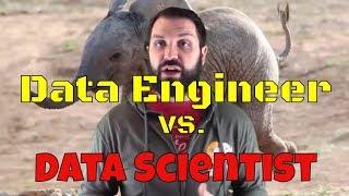 Data Engineer vs. Data Scientist