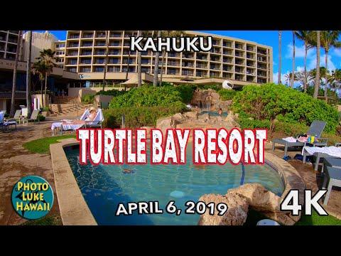 Turtle Bay Resort Oahu Hawaii 4/6/2019